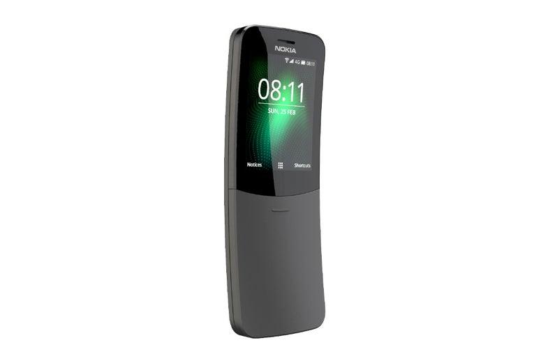 Nokia Matrix phone