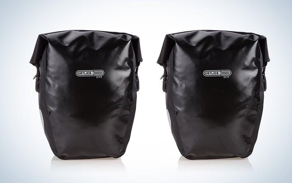 An Ortlieb bag