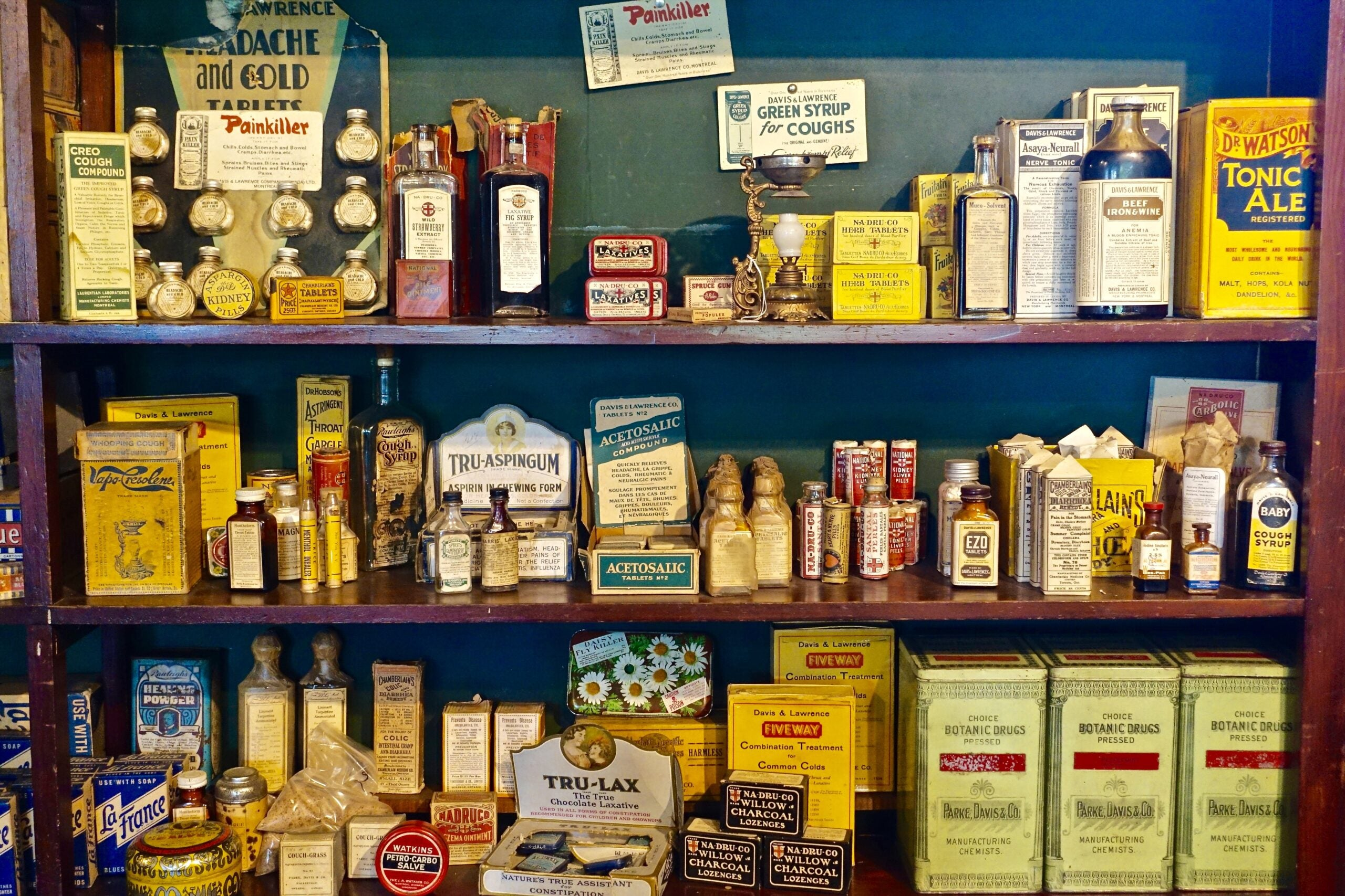 Some of your favorite products have absurd medicinal histories