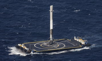 Meet the SpaceX ships that will never go to space