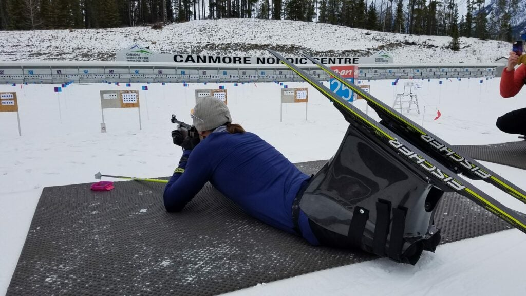 Andy Soule biathlon