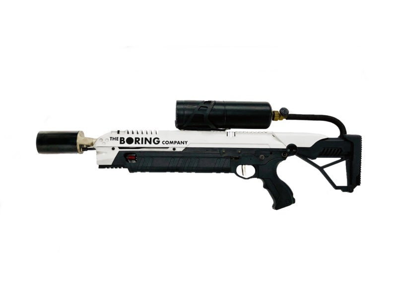 Elon Musk flamethrower