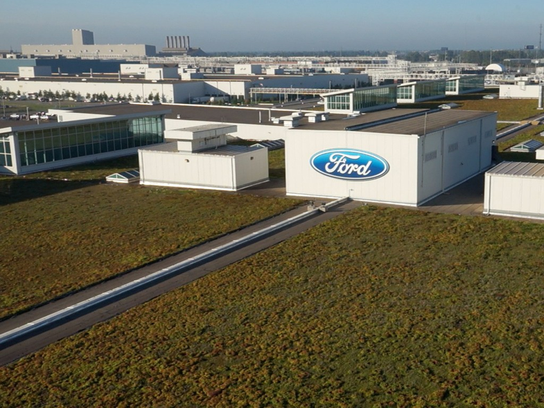 ford factory roof