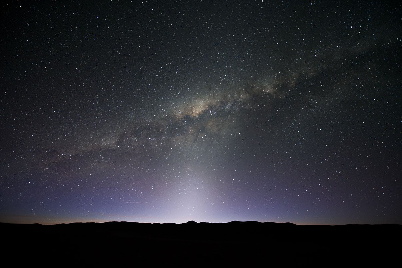 New Study Finds Milky Way Has Four Arms, Not Two