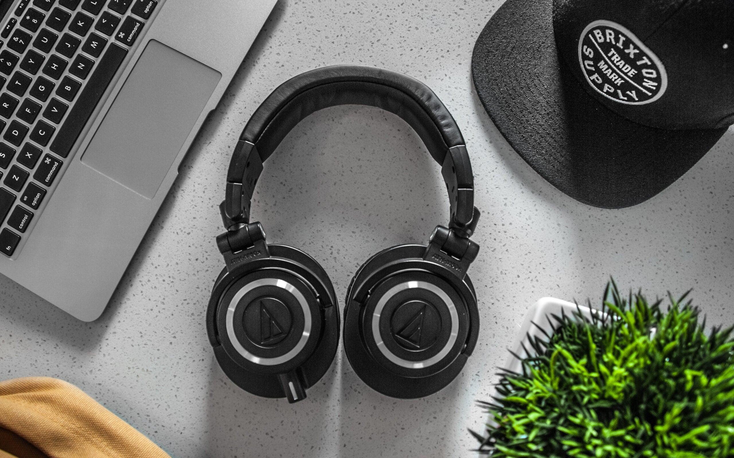 headphones work office