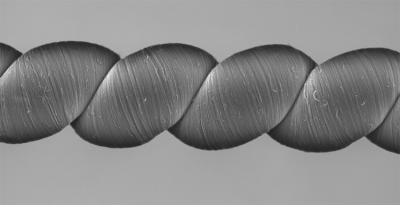 flexible nanotube yarn