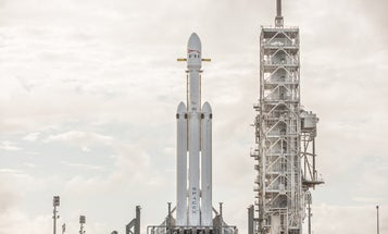 Watch live as SpaceX launches its highly anticipated Falcon Heavy rocket