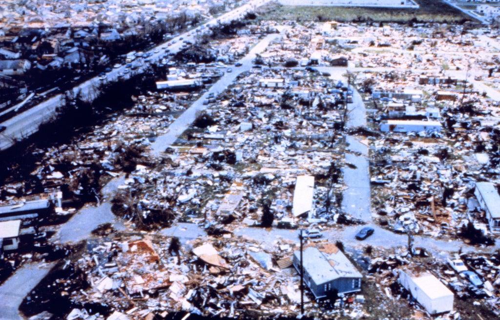 hurricane andrew devastation
