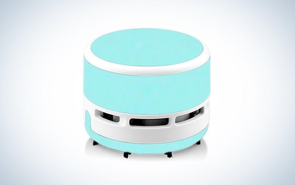 iDili Mini tabletop vacuum