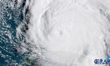 The most striking images of Hurricane Irma