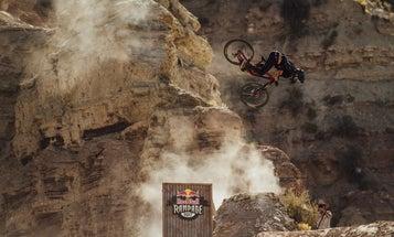Meet the mountain bikes built to survive a backflip off a cliff