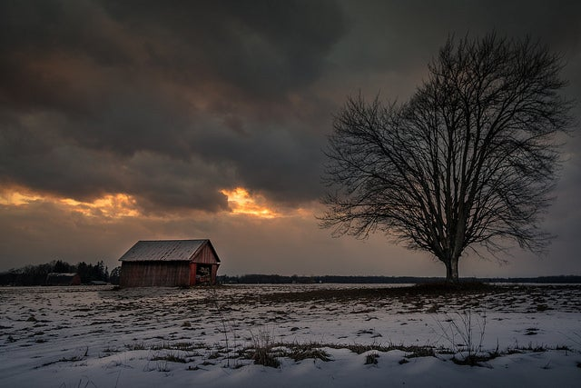 Lightning, meet snowstorm: The makings of thundersnow