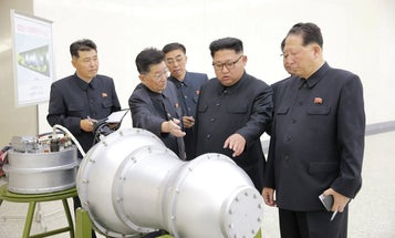 North Korea wants the world to know it has a working thermonuclear bomb
