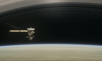 Cassini will plunge into Saturn and pull our heartstrings with it