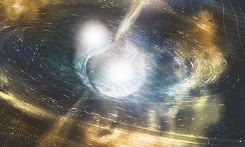 Gravitational waves just showed us something even cooler than black holes