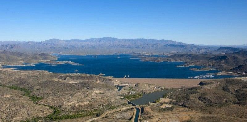 reservoir in arizona