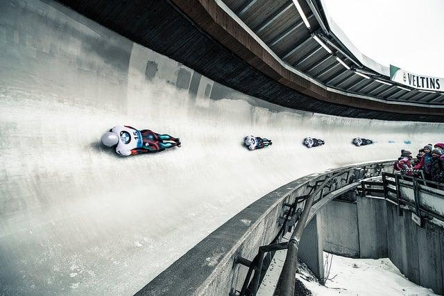 Ice technicians are the secret stars of the Winter Olympics