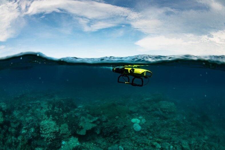 LarvarlBot Great Barrier Reef