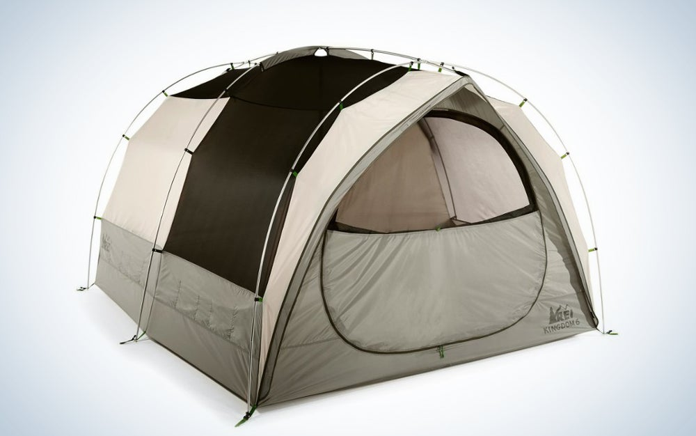 35 percent off an REI tent and other great deals happening today