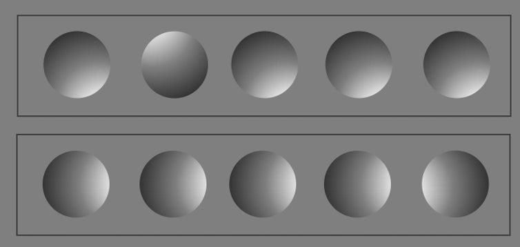 oddball sphere sequences