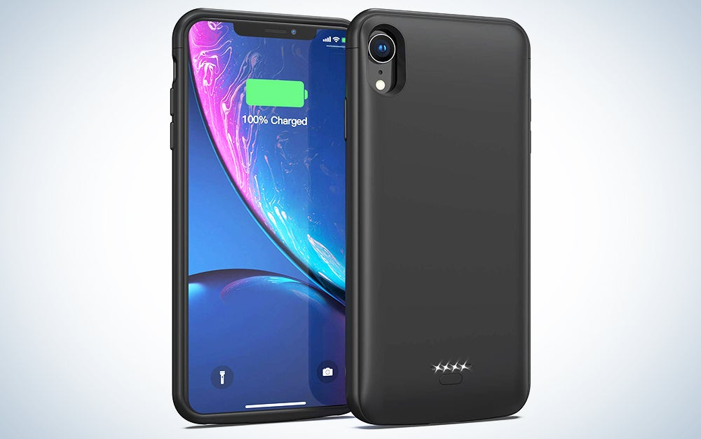 Lonlif 5000mAh battery case