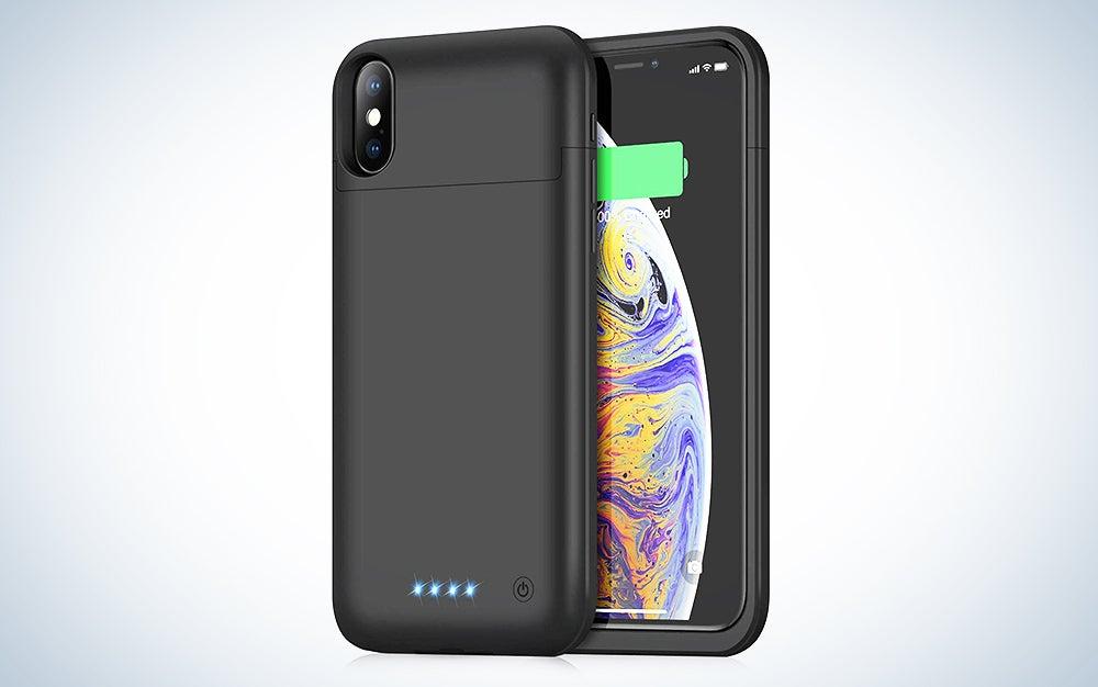 Yacikos 6,200mAh battery case