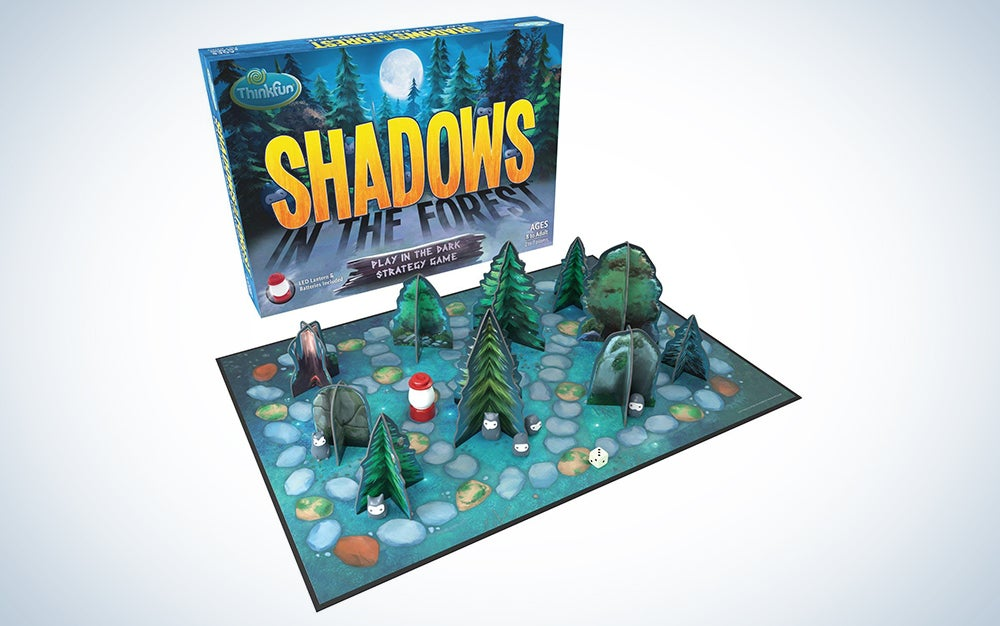 Shadows in the Forest board game