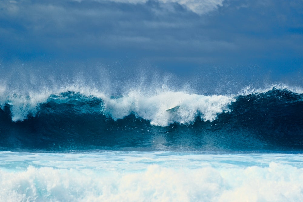 Wave climate change science