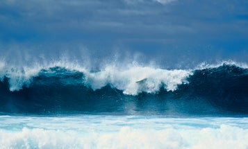 Ocean warming is making waves stronger—and that's a problem