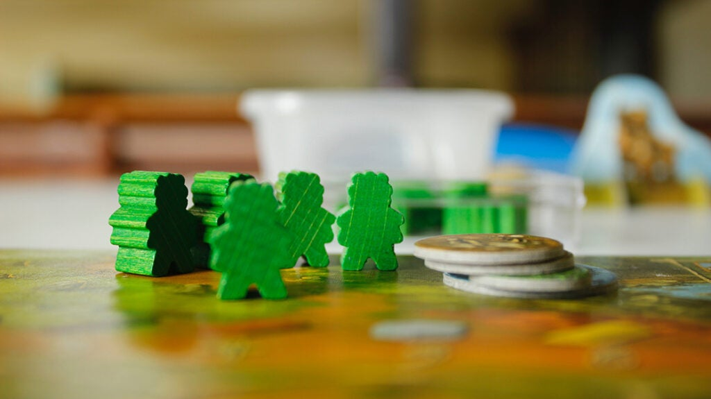 Board games, puzzles, and entertainment