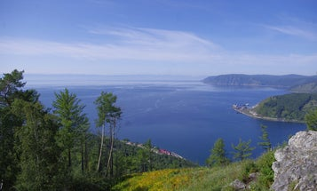 The world's oldest, deepest lake is full of life. Humans are changing that.