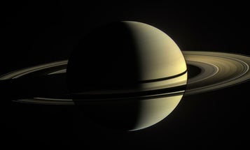Saturn is ancient, but its rings are only as old as the dinosaurs