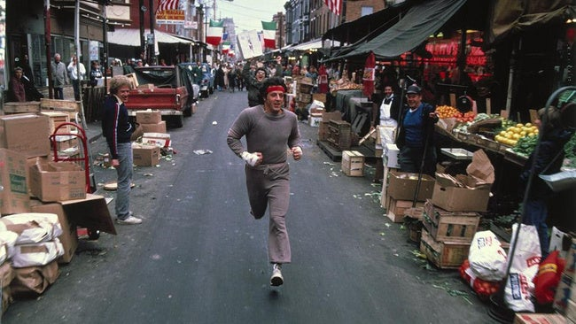 Rocky movie screengrab