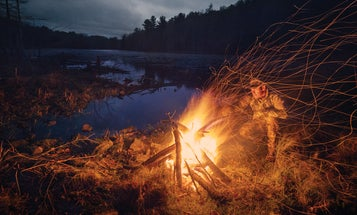 How to build the ultimate campfire