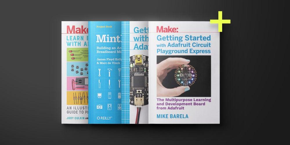 Make: Arduino Hacker eBook Bundle