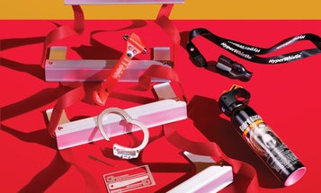 This kit can help you escape dangerous situations