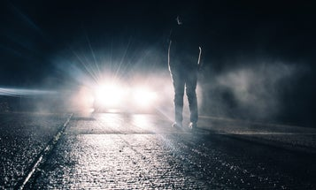 Are car headlights getting brighter?
