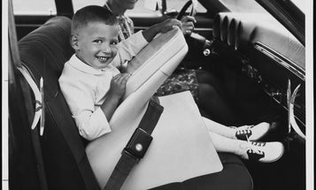 From deathtrap to lifesaver: The evolution of the carseat