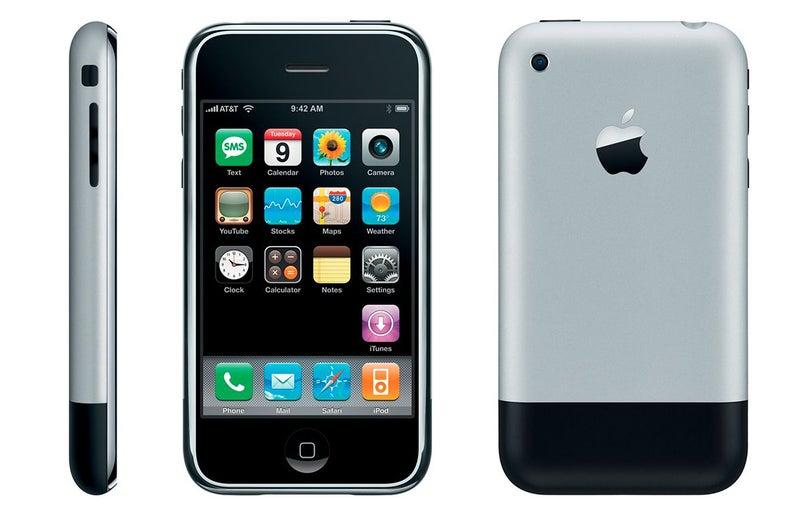 iPhone birthday
