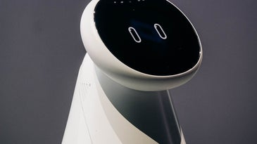 Robot stops you from dying