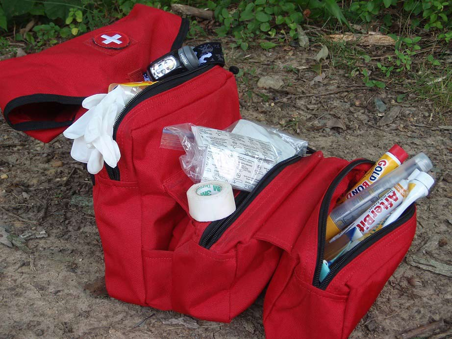 a survival first aid kit
