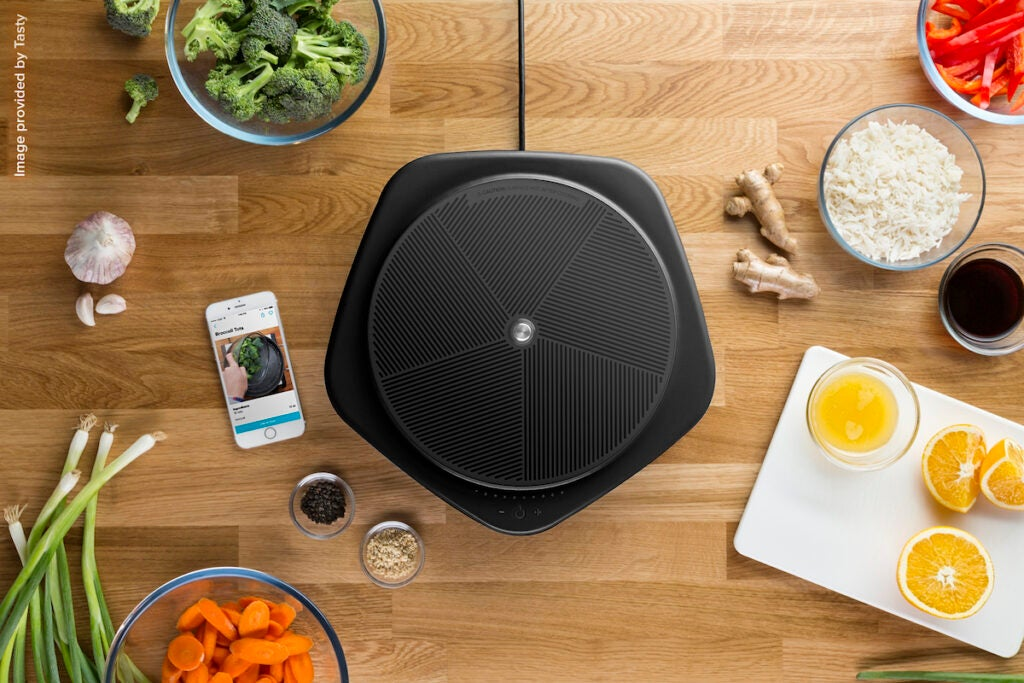 Buzzfeed Tasty One Connected Cooktop