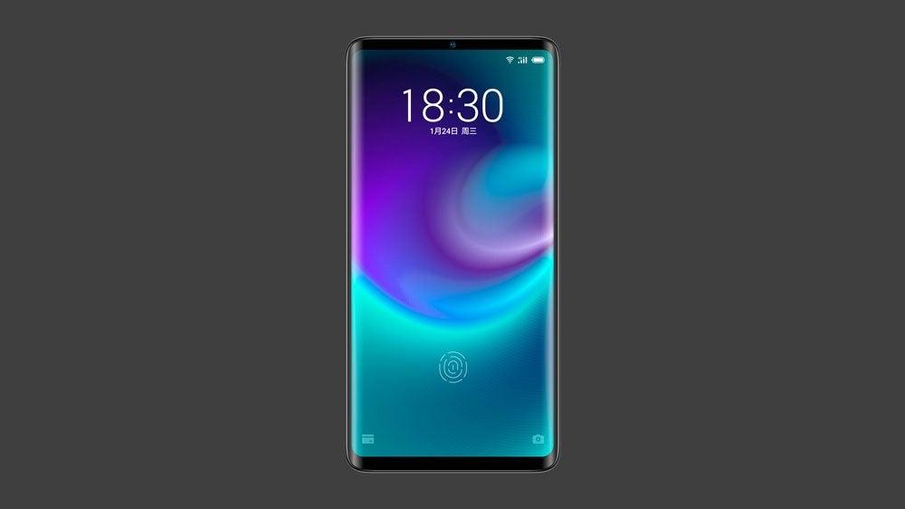 Meizu Zero phone