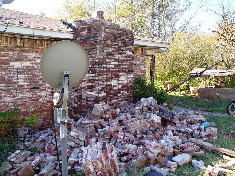"""Earthquake"