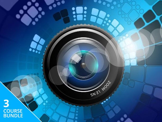 The Essential Digital Photography Master Class Bundle