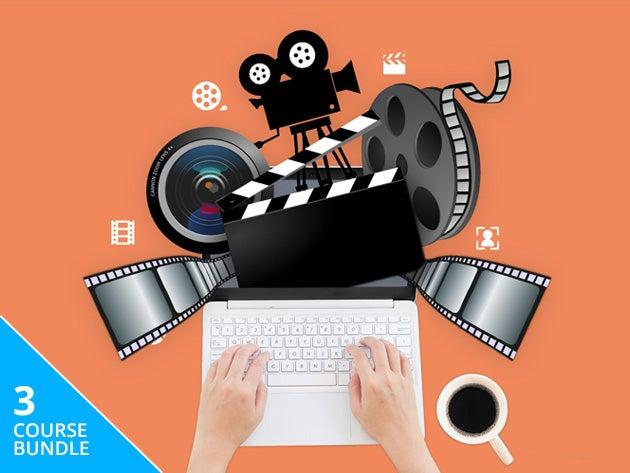 Film & Cinematography Mastery Bundle: Lifetime Access