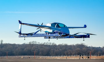 Flying taxis are making progress, one minute at a time
