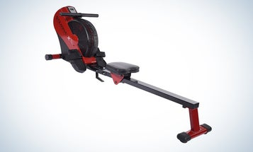 23 percent off a home air rower and other powerful deals happening today