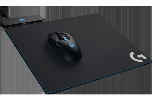 Logitech Power Play mousepad