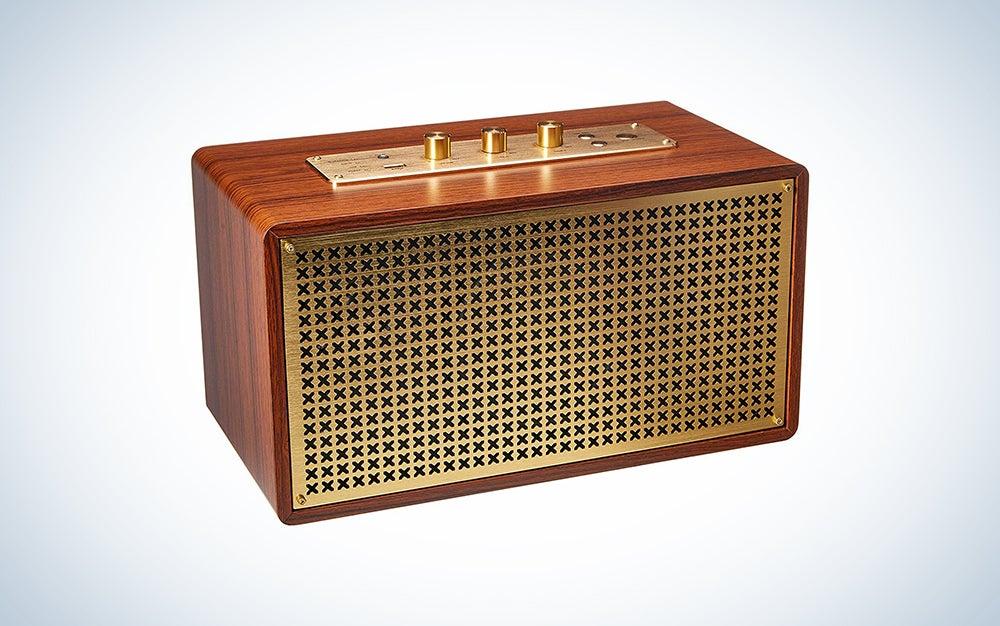 AmazonBasics 40 watt retro speaker